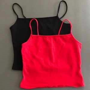 3for$25💜Set of two Garage tank tops